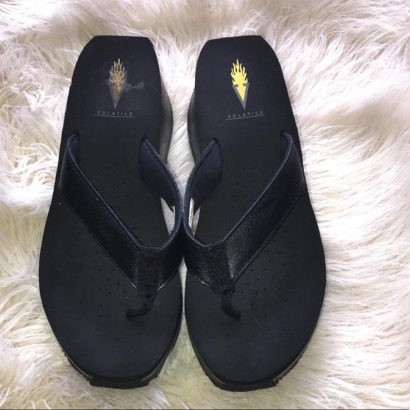 """Volatile Wedges sandals 8"""""""
